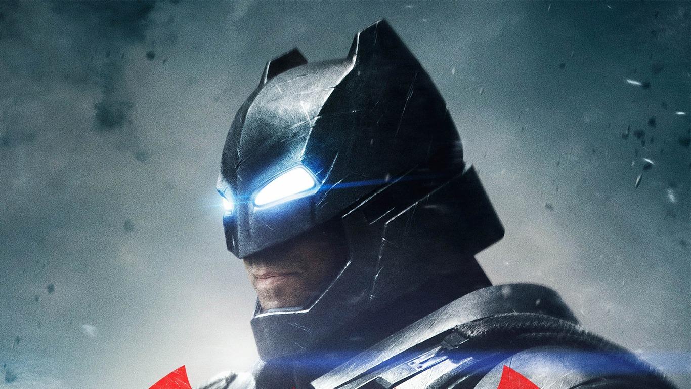 2016バットマンのvスーパーマン 映画ポスター壁紙プレビュー
