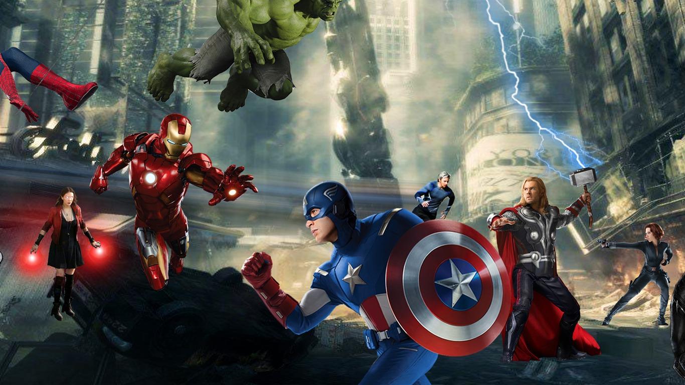 Captain America Civil War 2016 Movies Hd Wallpaper 06 Preview