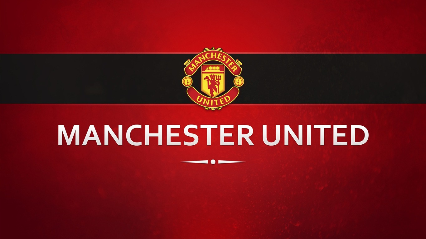 Manchester United Logo Brand Sports Hd Wallpapers Avance