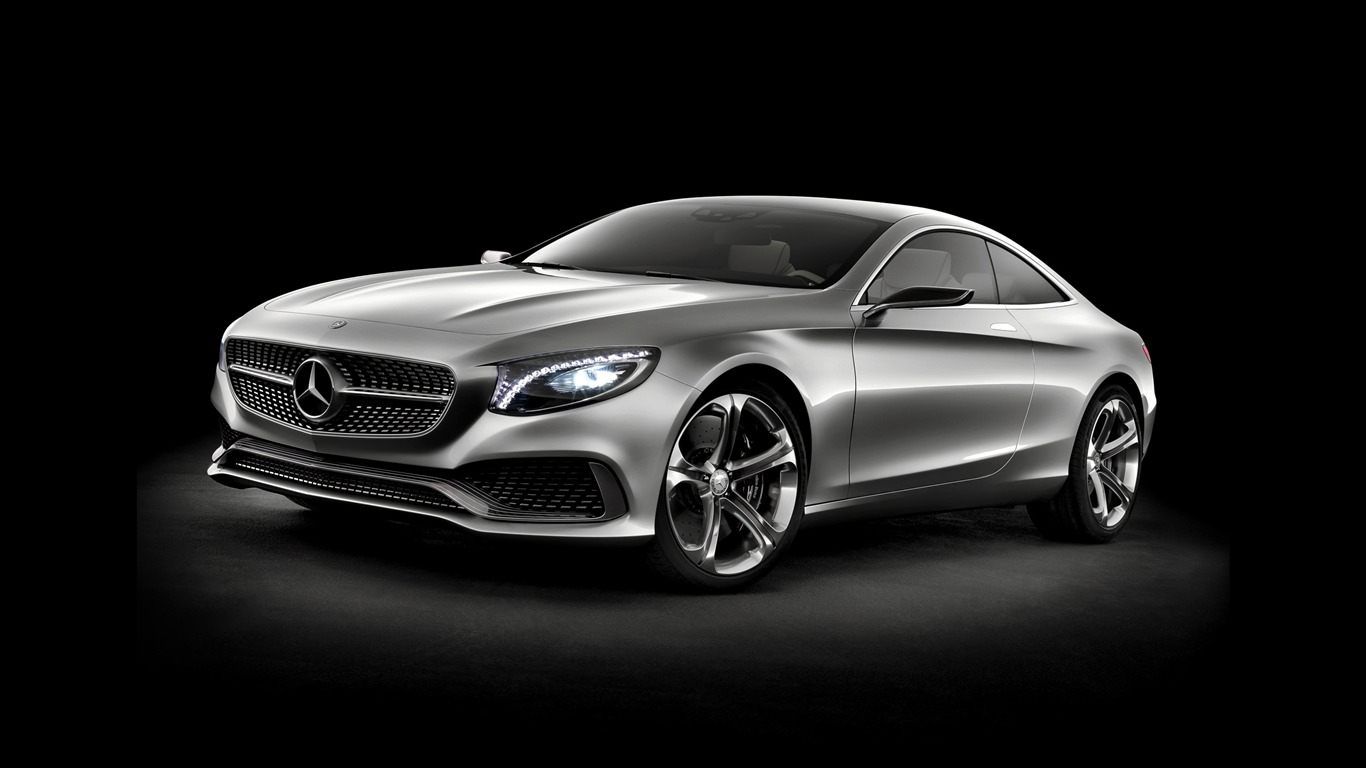 2017 Mercedes Benz S Class Luxury Car Fondos De Pantalla Hd