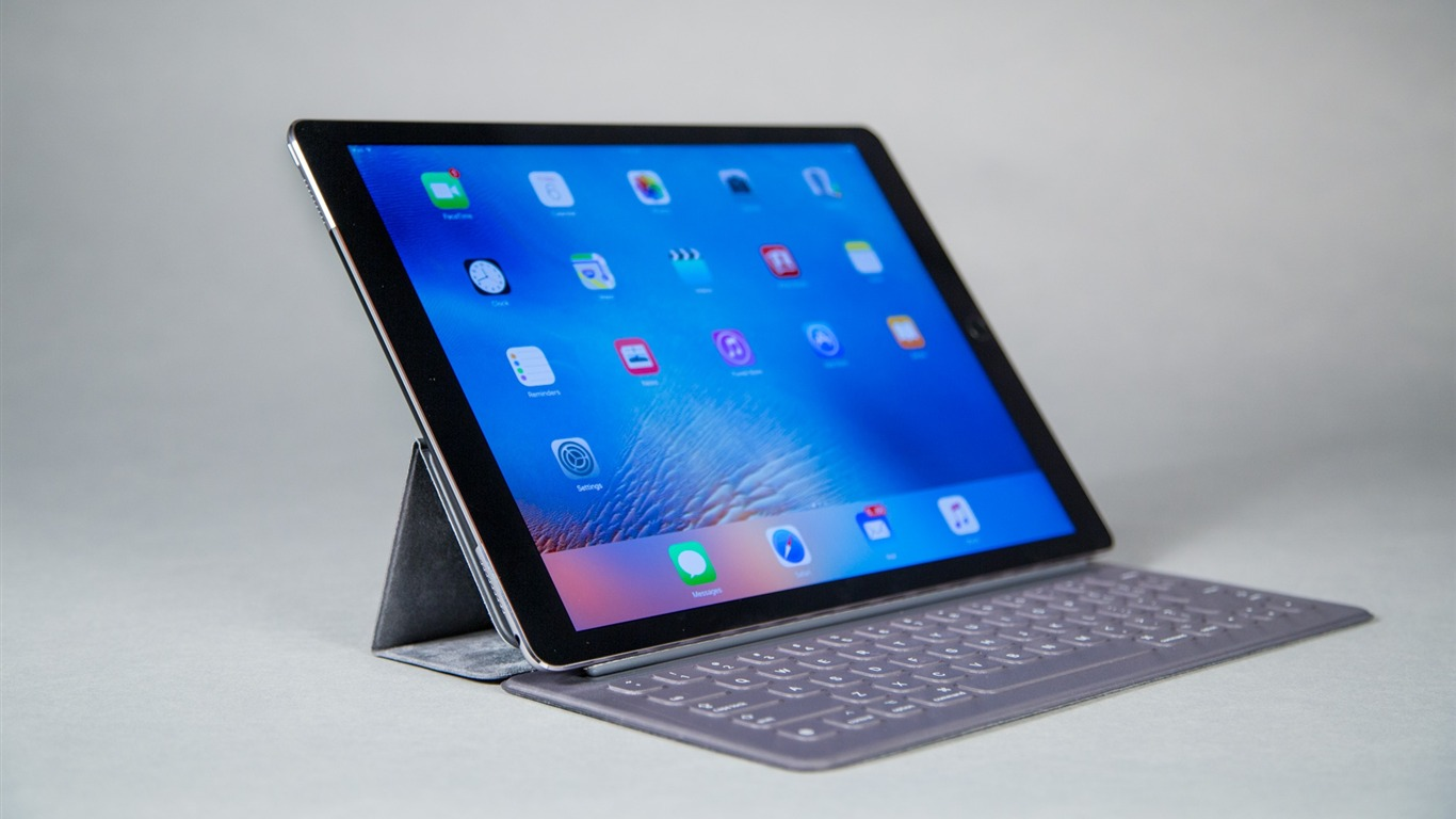 Apple iPad Pro Keyboard-Digital marca Fondo de pantalla HD ...