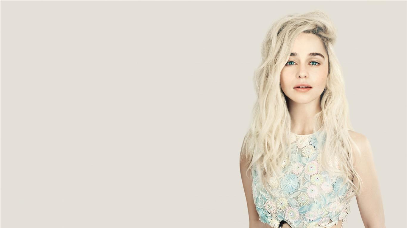 Emilia Clarke Beauty Modelo Foto Hd Wallpapers Avance