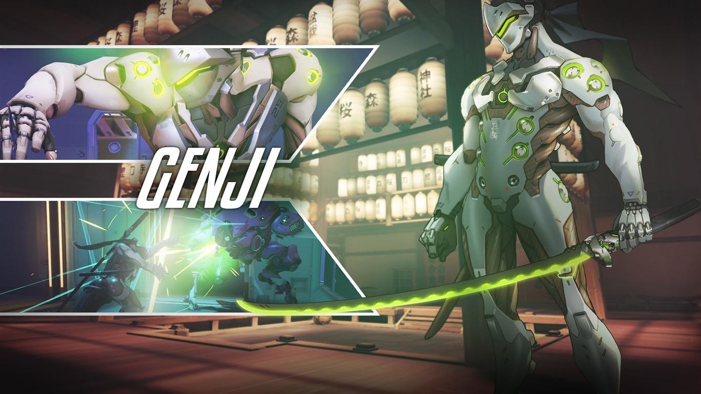 Overwatch Tracer 2016ゲームhdのテーマ壁紙プレビュー 10wallpaper Com