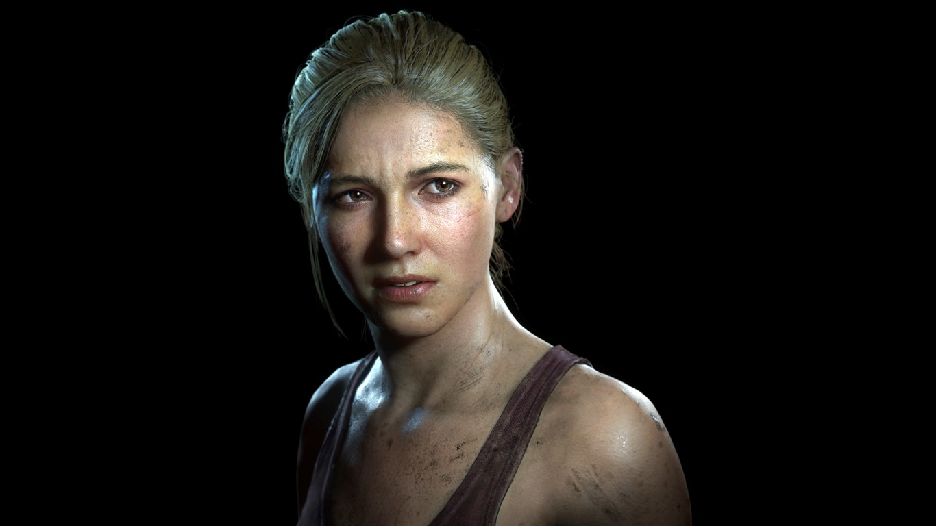 Elena Fisher Uncharted 4 Game Posters Hd Wallpaper Preview
