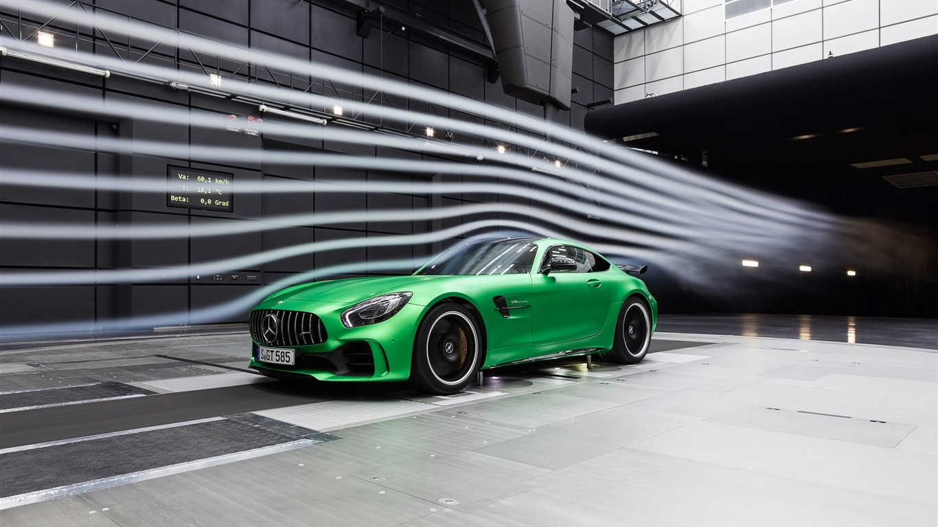 2017 Mercedes Amg Gtr Luxury Auto Hd Wallpaper 01 Preview