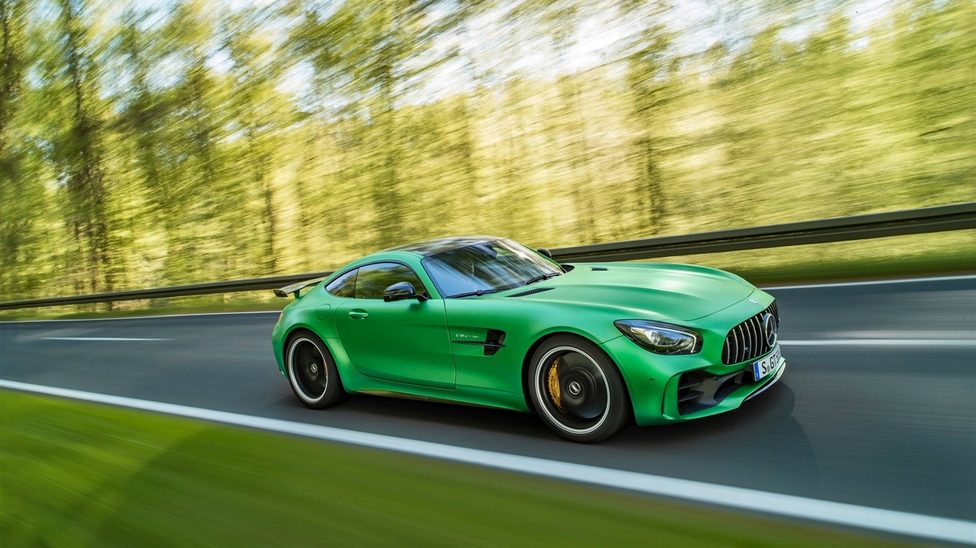 2017 Mercedes Amg Gtr Luxury Auto Hd Wallpaper 12 Avance