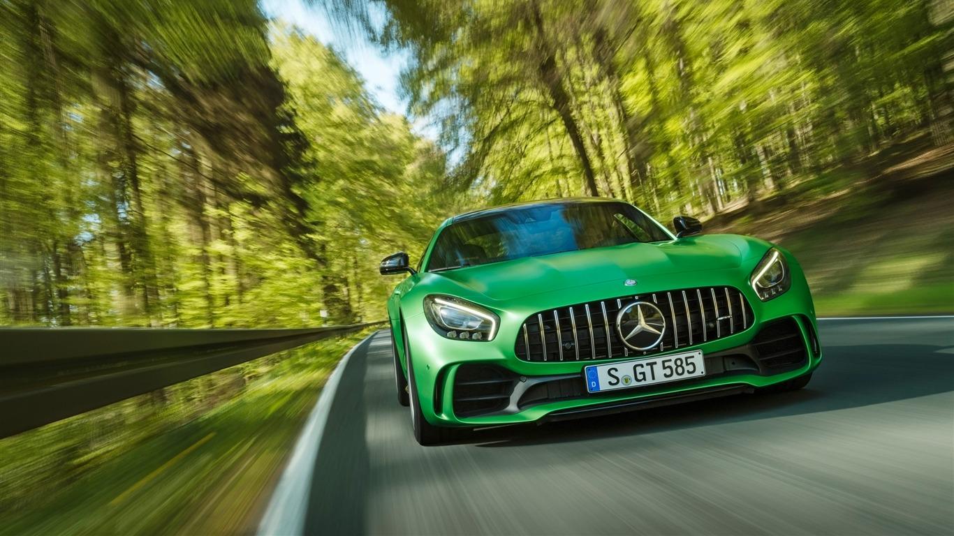 2017 Mercedes Amg Gtr Luxury Auto Hd Wallpaper 13 Avance