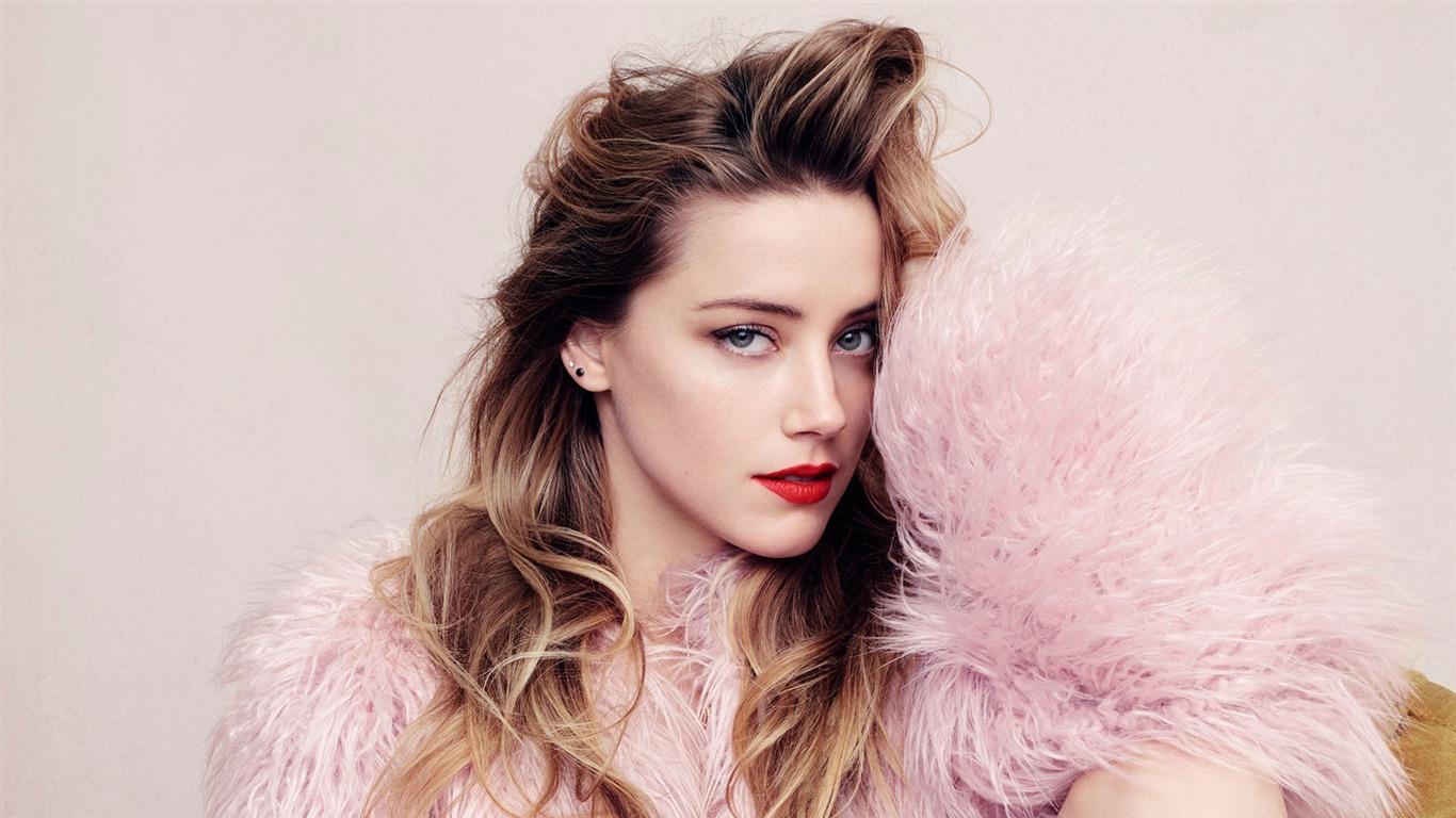 Amber Heard elle magazine-Beauty Photo ...