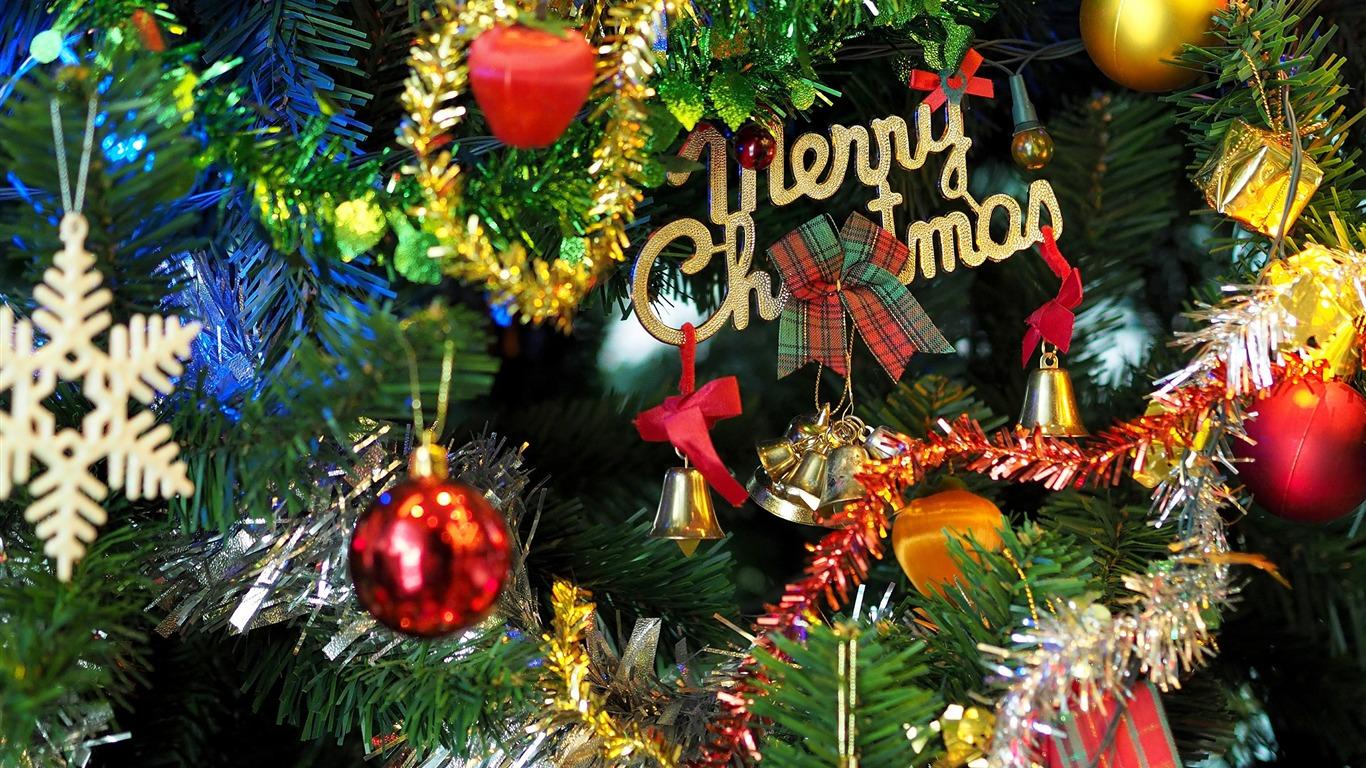 Navidad Con Decoraciones Feliz Navidad 2017 Hd Wallpapers