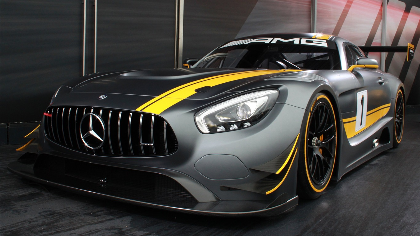 Mercedes Amg Gt3 2016 Luxury Car Hd Wallpapers Avance