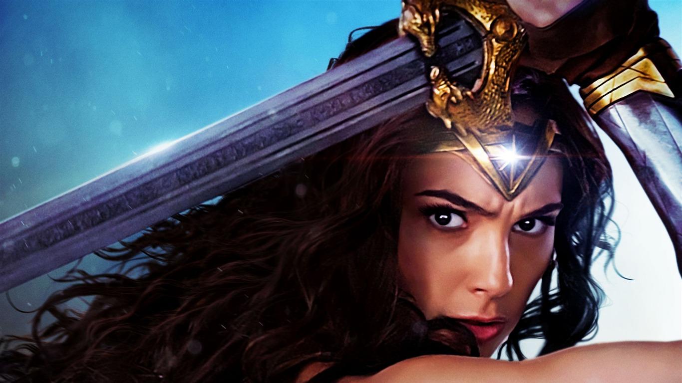 Gal Gadot Wonder Woman Movie Posters Fondo De Pantalla Hd