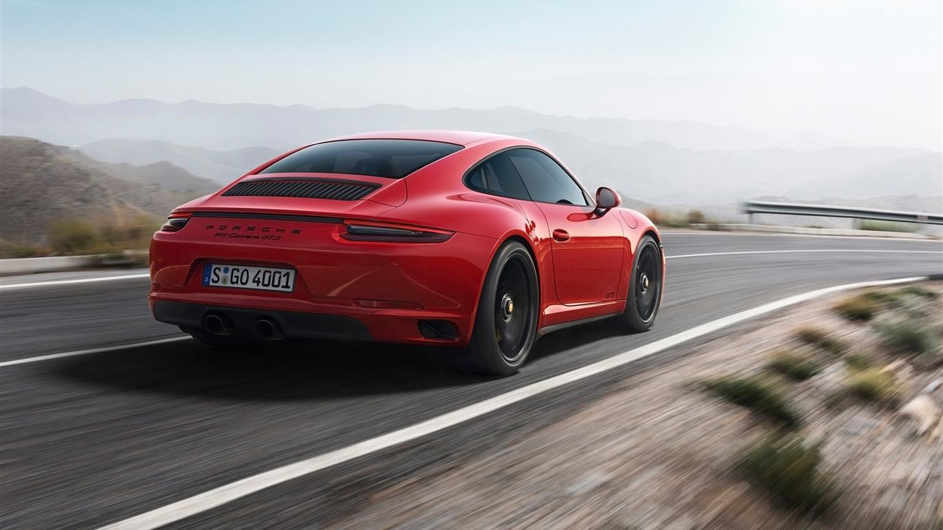 2017 Porsche 911 Gts Car Hd Wallpaper 06 Avance