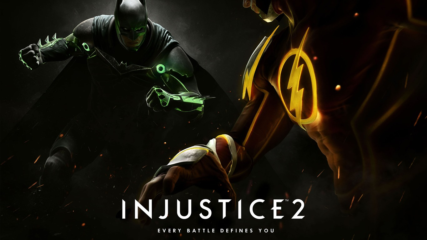 Injustice Gods Among Us 2 Hd Juego Fondos De Pantalla Avance