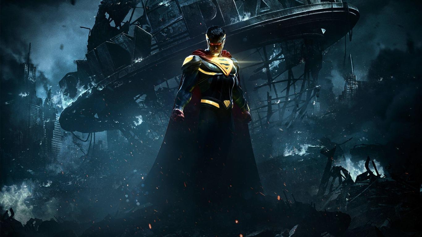 Superman Injustice Gods Among Us 2 Hd Juego Fondos De