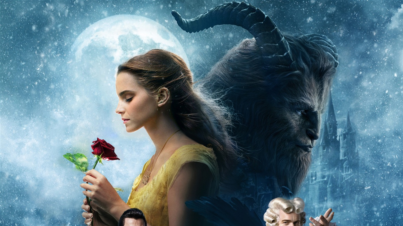Beauty And The Beast 2017 Movies Hd Wallpaper 03 Preview