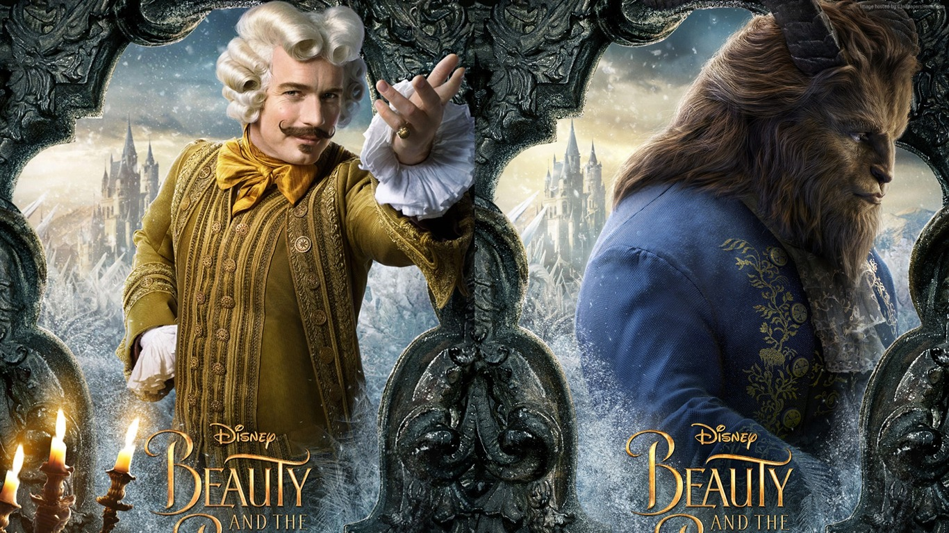 Beauty And The Beast 2017 Movies Hd Wallpaper 14 Preview