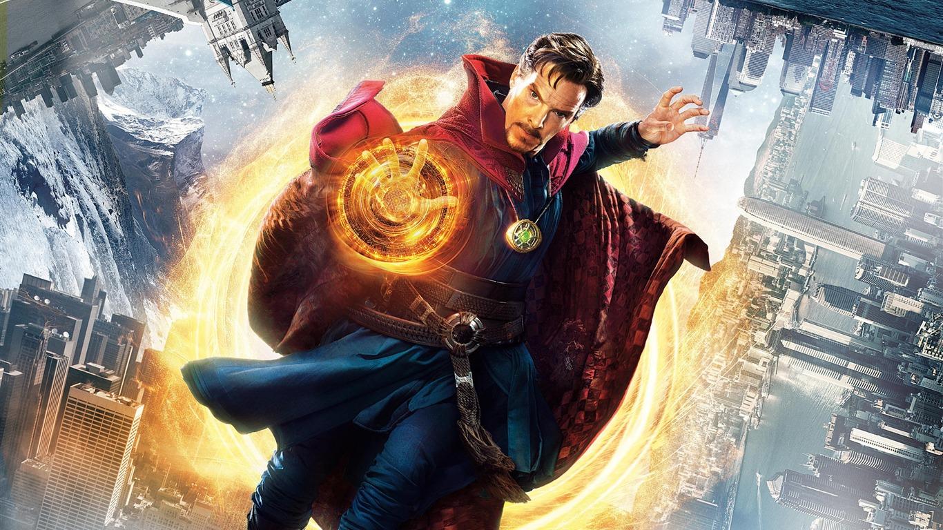 Doctor Strange 2017 Oscars Movie Wallpaper Avance
