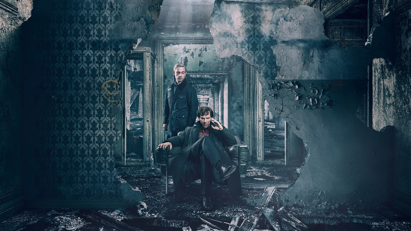 Sherlock El Problema Final 2017 Movie Hd Wallpapers Avance