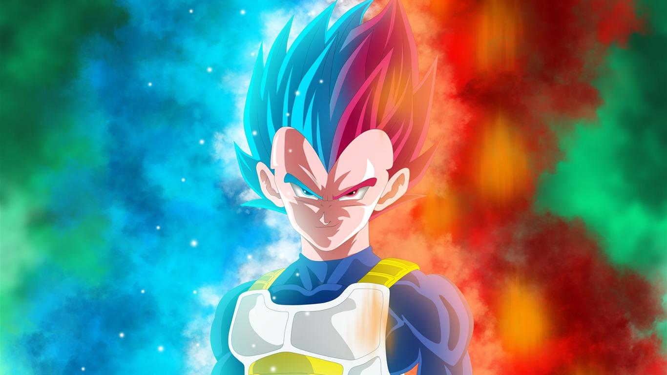 Vegeta Dragon Ball Super Anime Design Hd Wallpaper Preview