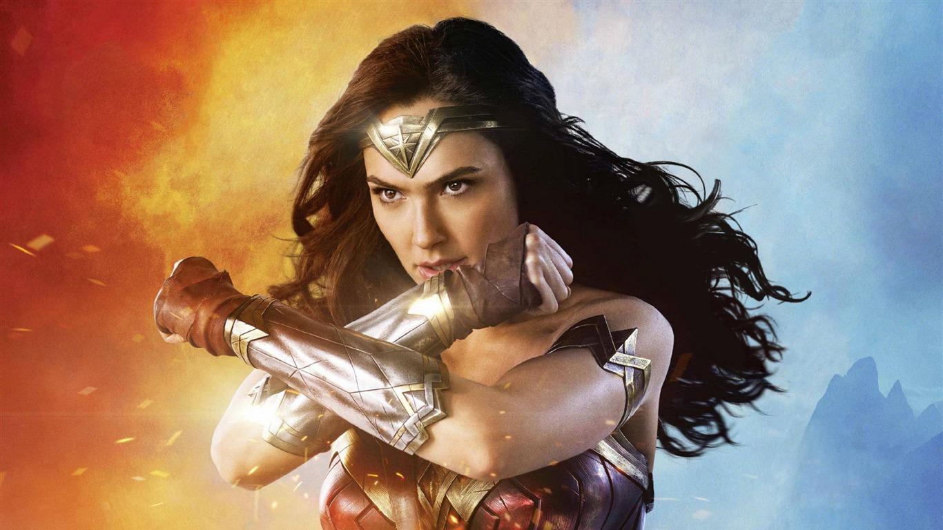 Wonder Woman Diana Prince 2017 Movie Wallpaper Avance