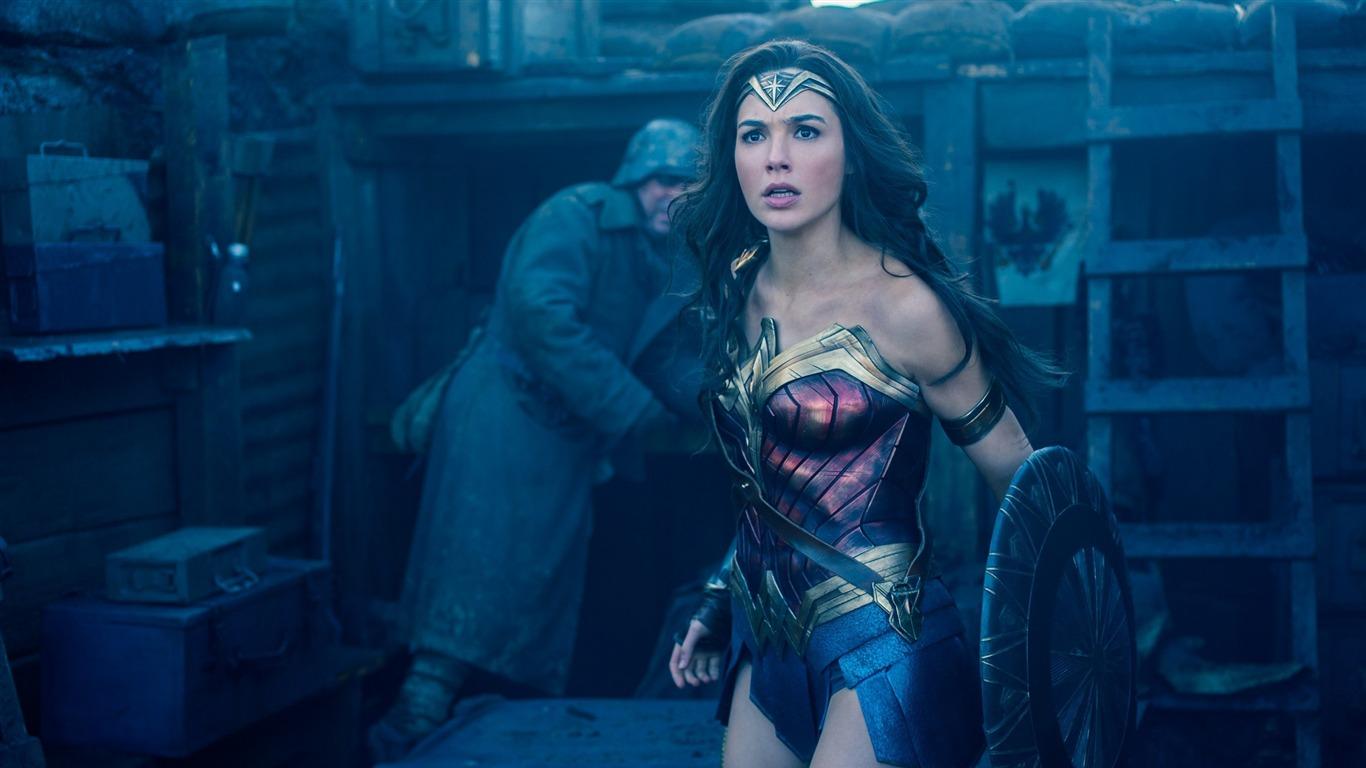 Wonder Woman Gal Gadot 2017 Movie Hd Wallpaper Preview