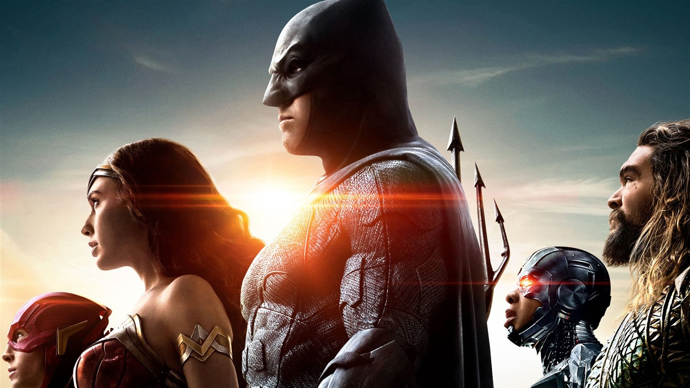 Justice League Poster 2017 Movie Hd Wallpapers Avance