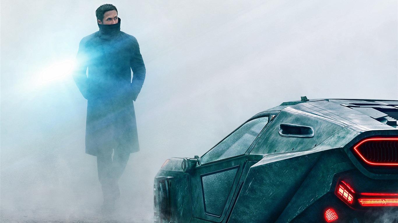 Officer K Blade Runner 2017 Movie Hd Wallpaper Preview
