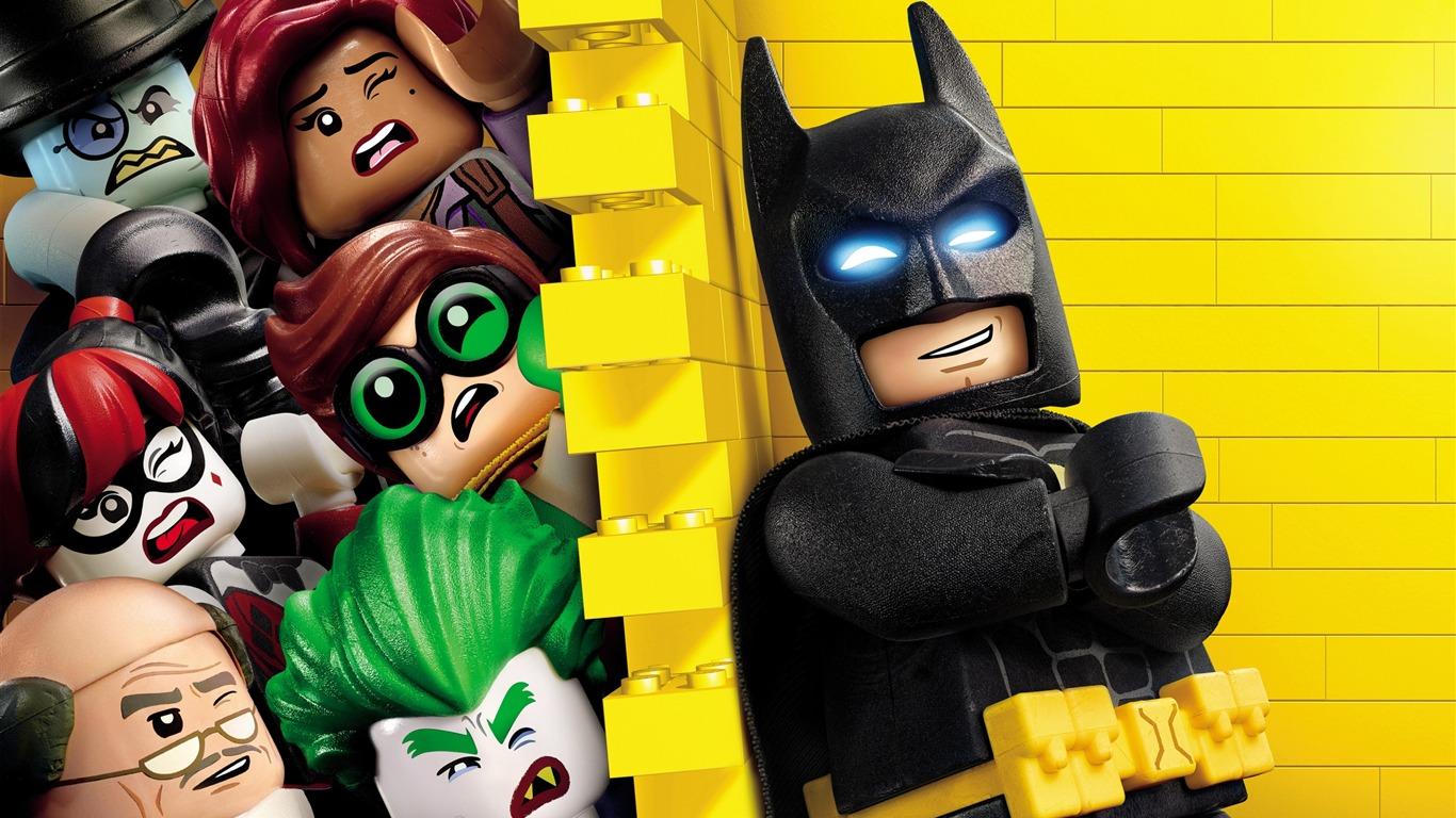 El Lego Batman 2017 Película Hd Wallpapers Avance