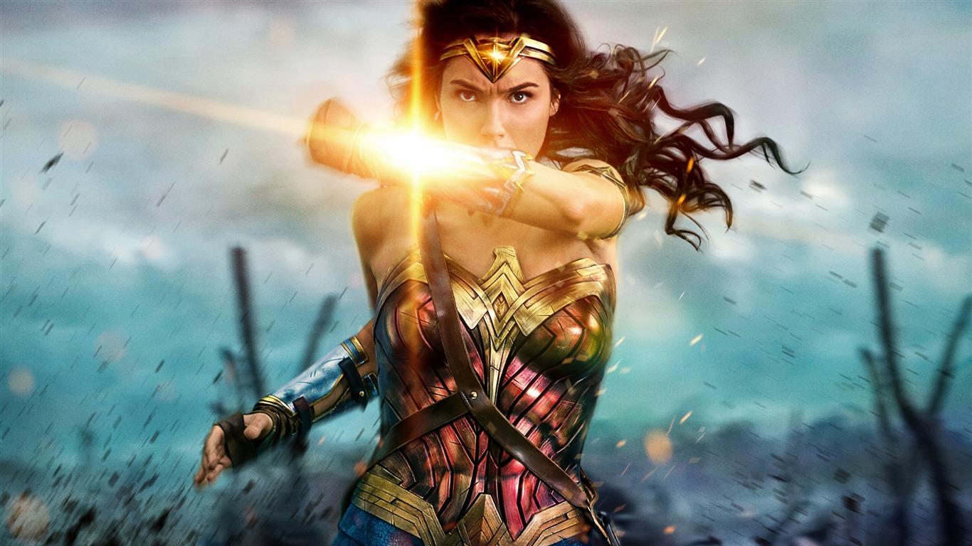 Wonder Woman 2017 Movie Hd Wallpaper Avance 10wallpapercom