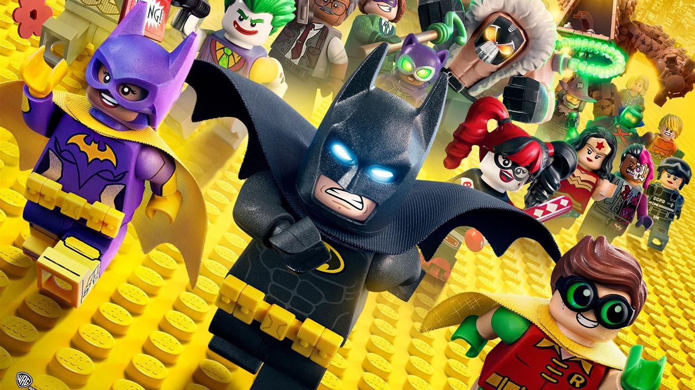 La Película De Lego Batman 2017 Hd Wallpaper 04 Avance