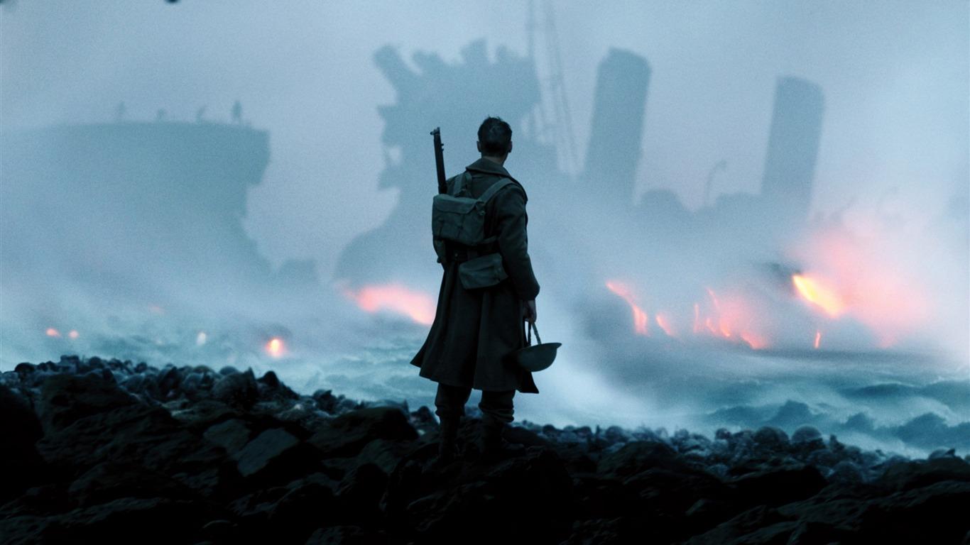 高清电影哈利波特2_Dunkirk敦刻尔克-2017电影高清壁纸预览 | 10wallpaper.com