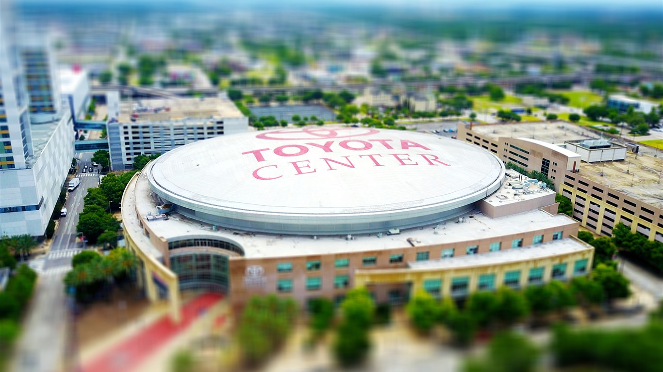 Aerial_Toyota_Center_Arena-Micro_cities_photo_HD_wallpaper2017.9.14