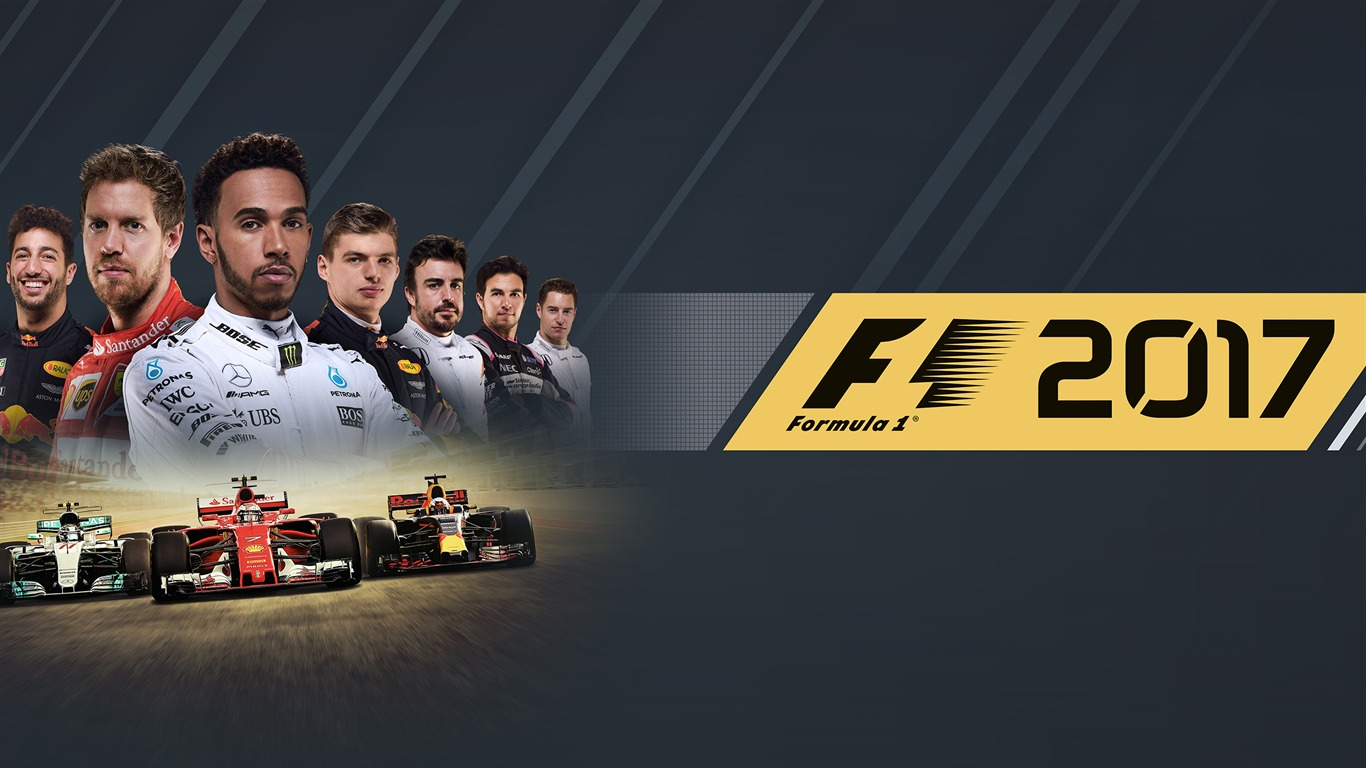 F1 2017 Formula One 2017 Game Hd Wallpapers Avance