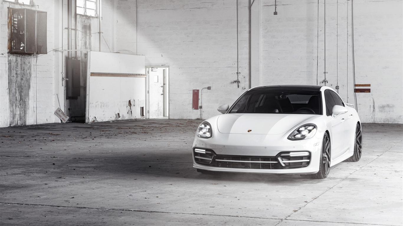 Porsche Panamera Turbo Rotiform 2017 Auto Wallpaper Avance