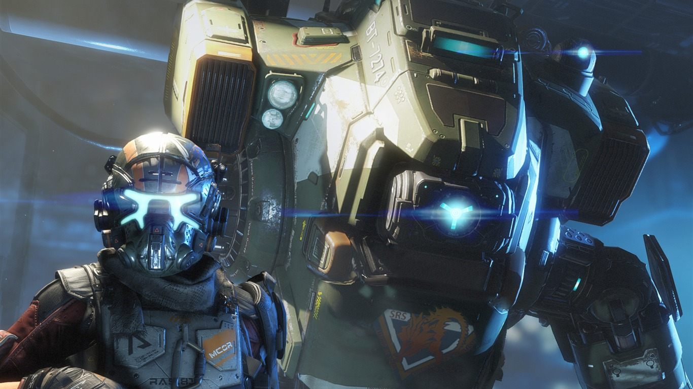 Titanfall 2 Titan Pilot 2017 Game Hd Wallpapers Avance