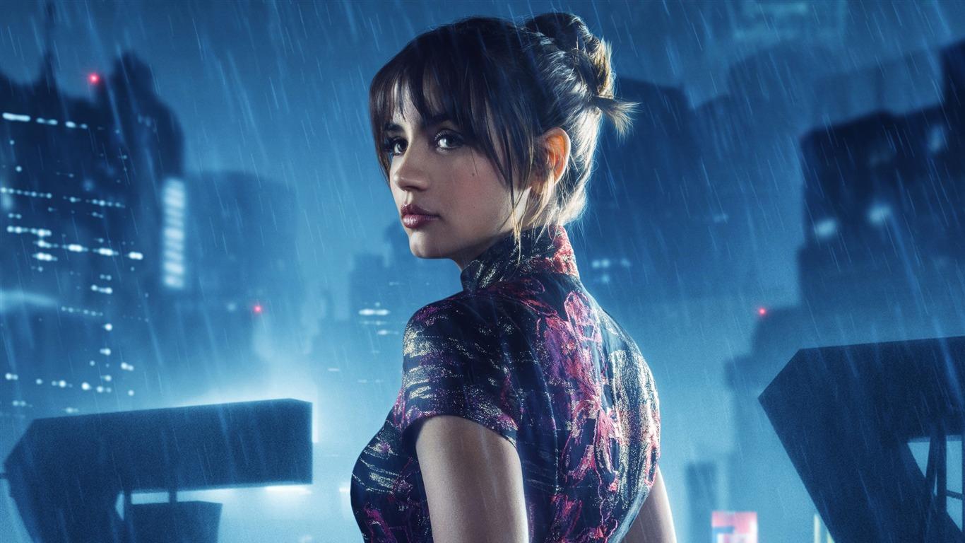 Ana De Armas Blade Runner 2049 Hd Wallpaper Preview 10wallpaper Com