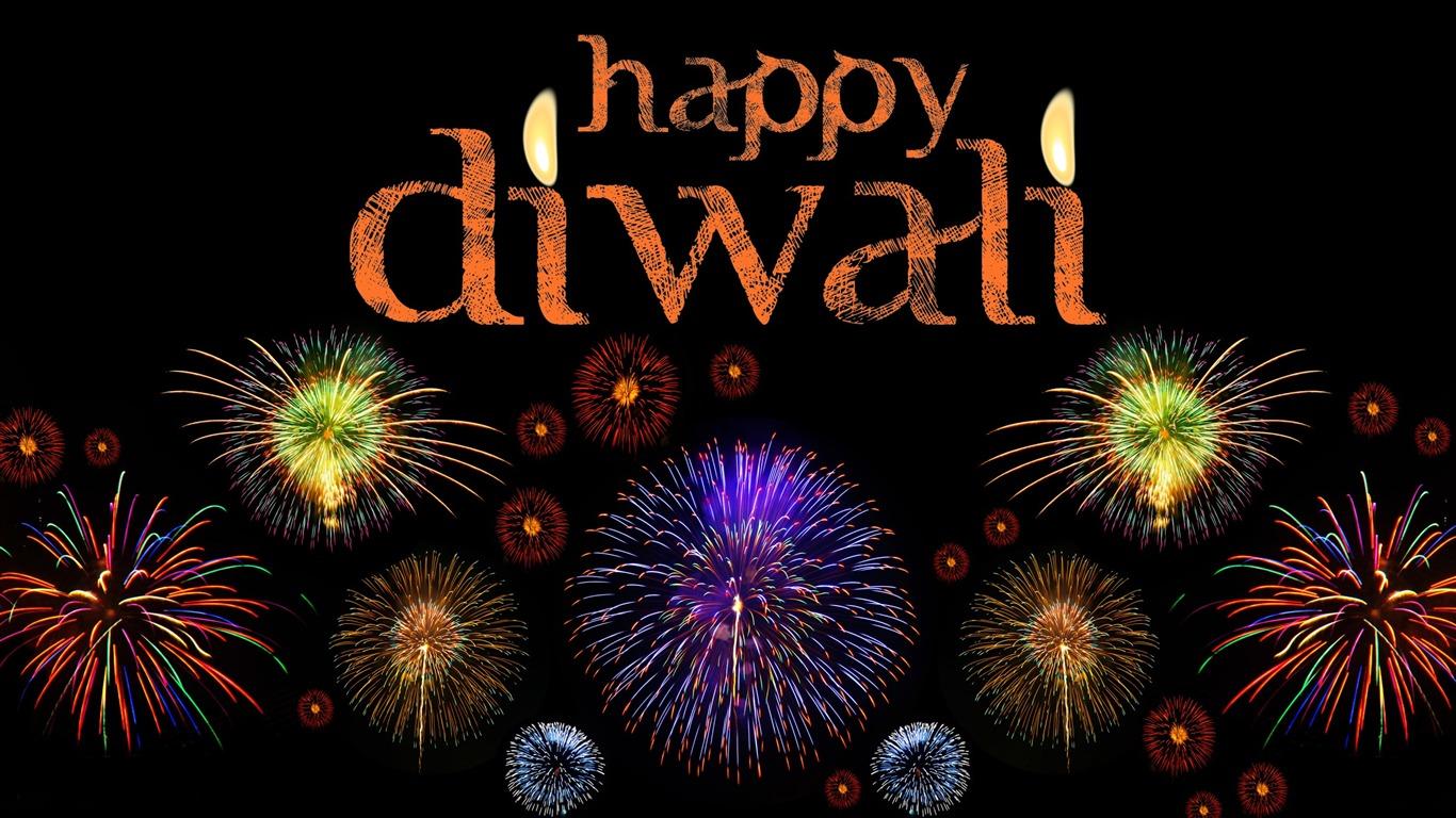 Happy Diwali High Quality Wallpaper: ハッピーディワリ 2017高品質の壁紙プレビュー