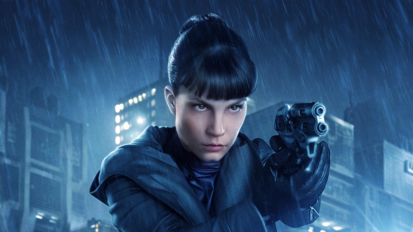Sylvia Hoeks Blade Runner 2049 Hd Wallpaper Preview 10wallpaper Com
