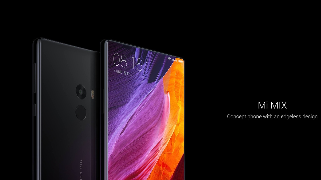 Xiaomi Mi Mix 2017 Tech Wallpaper Avance 10wallpapercom
