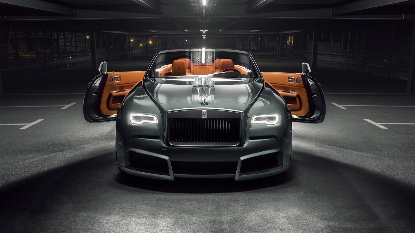 2017 Rolls Royce Dawn Car Hd Wallpaper Preview 10wallpaper Com