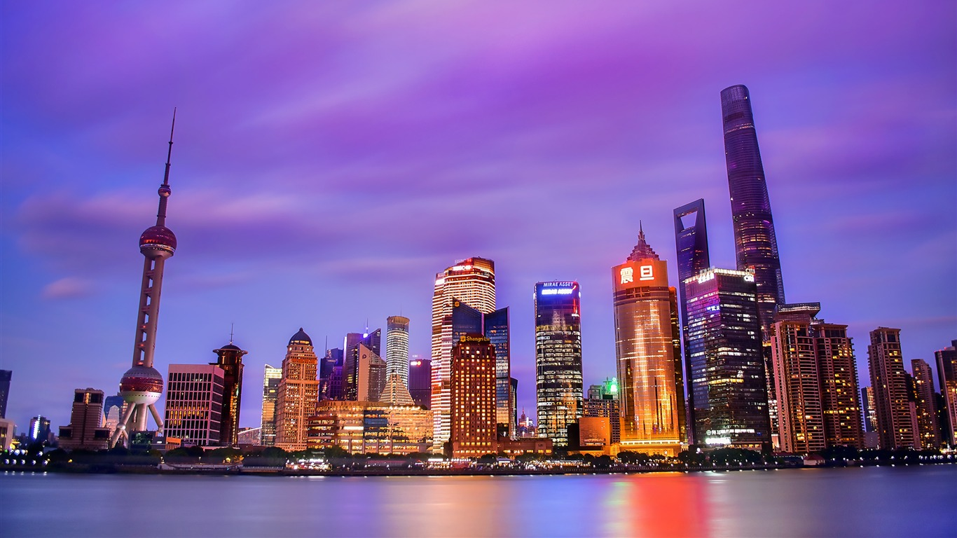 Chinese_Shanghai_Lujiazui_City_HD_desktop_wallpaper