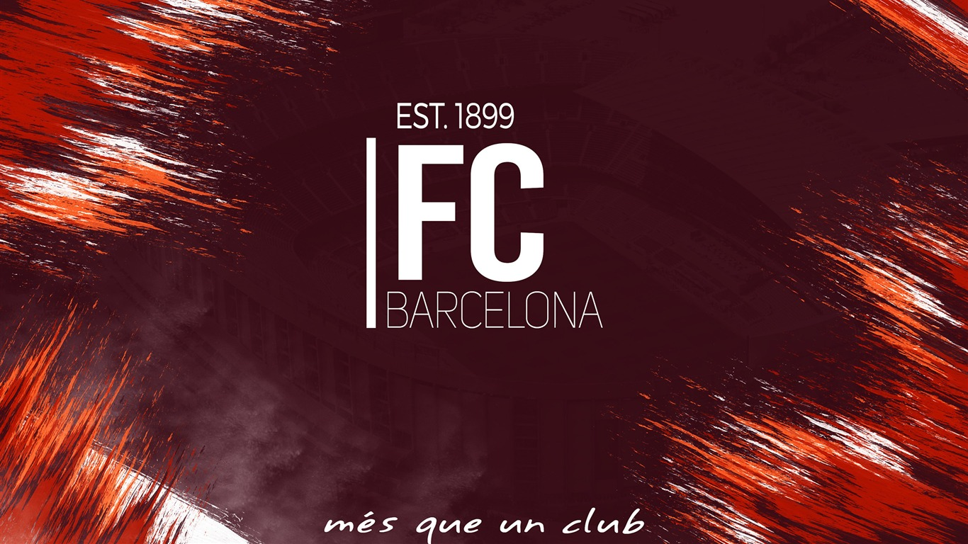 Fc Barcelona Football Club 2017 Fondo De Pantalla Hd Avance