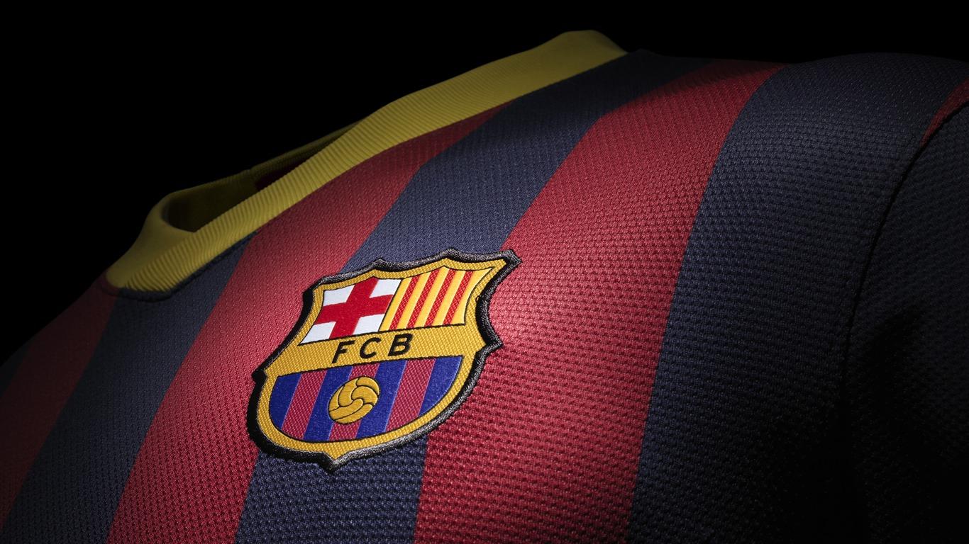 Fcバルセロナフットボールクラブチーム制服2017のhd壁紙プレビュー