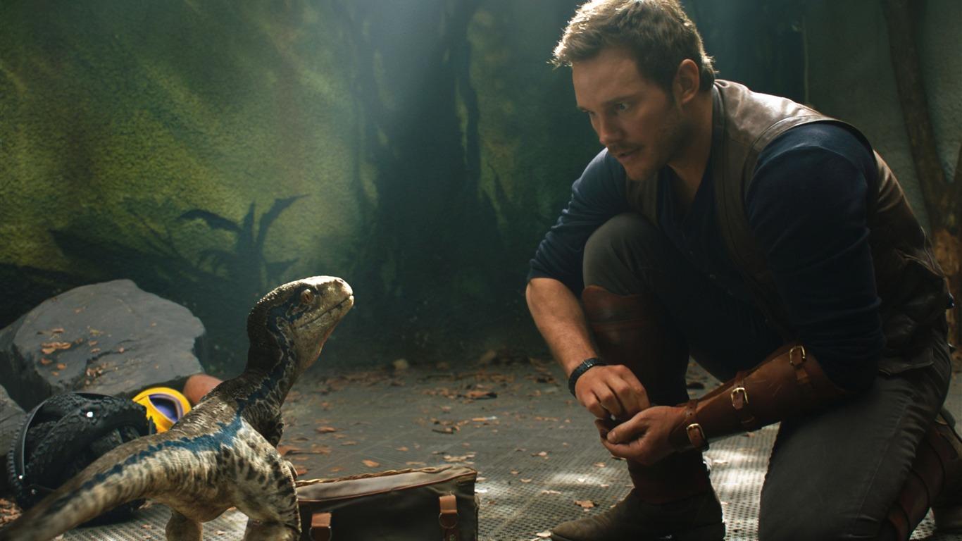 2018 Jurassic World Fallen Kingdom 4k Hd Póster Avance