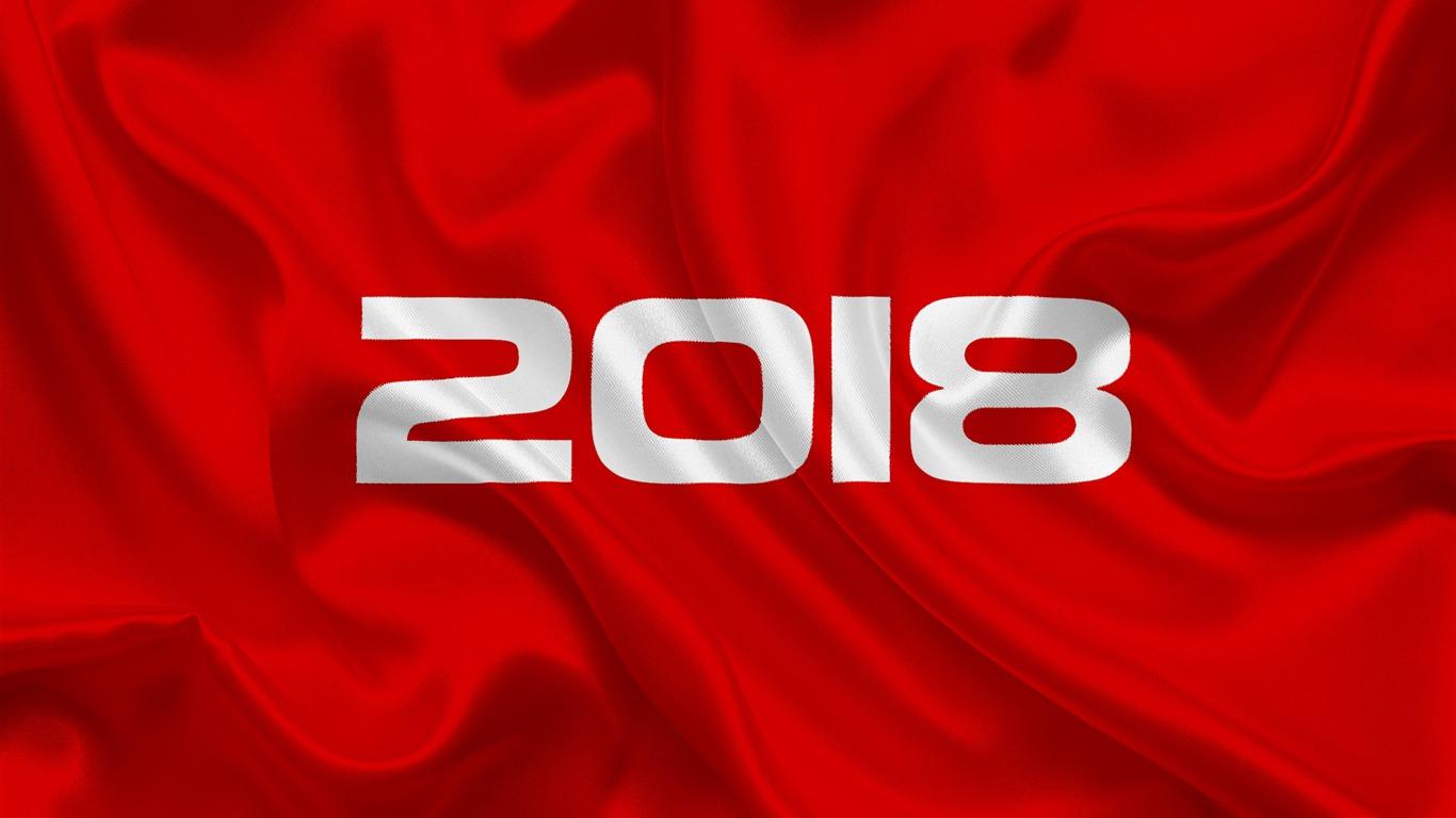 2018 4k for Fondo de pantalla calendario 2018
