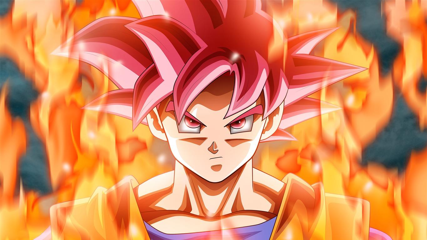 Goku Dragon Ball Super 4k Ultra Hd Preview 10wallpapercom