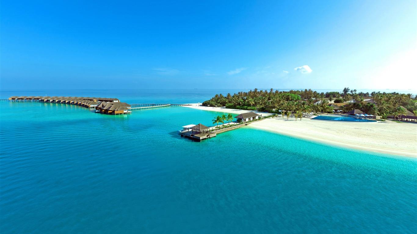 Tropical Paradise Beach 4k Hd Desktop Wallpaper For 4k: Tropical Island Beach Paradise 4K Ultra HD Photo Preview
