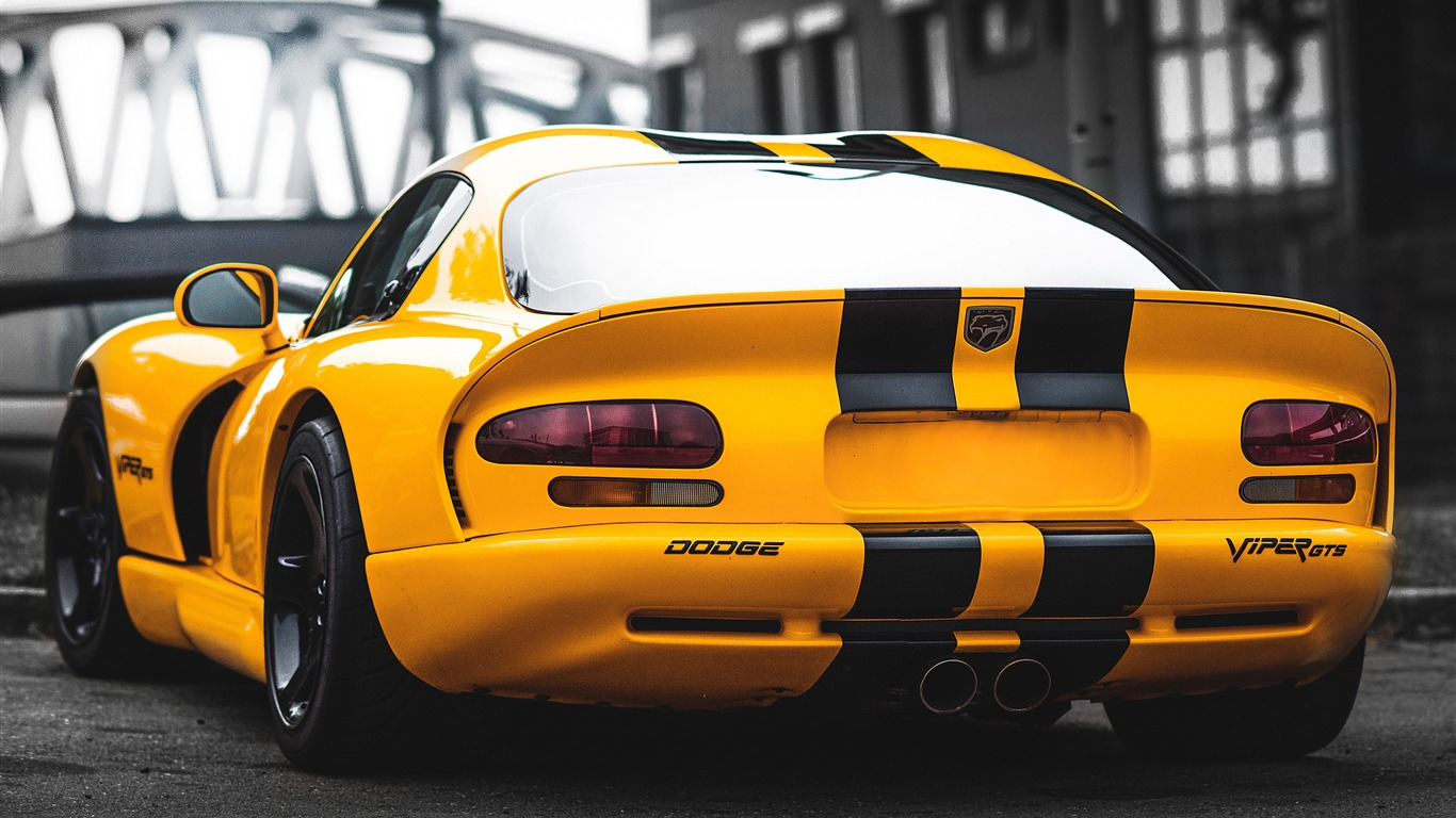Yellow Auto Sports Car 2017 4k Hd Preview 10wallpapercom