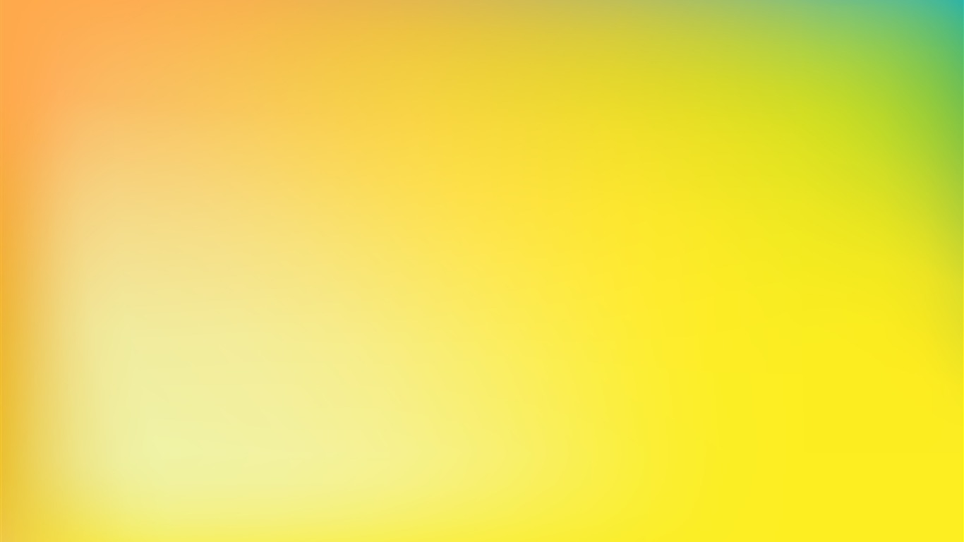 Yellow Orange Green Gradient Abstract Design Preview
