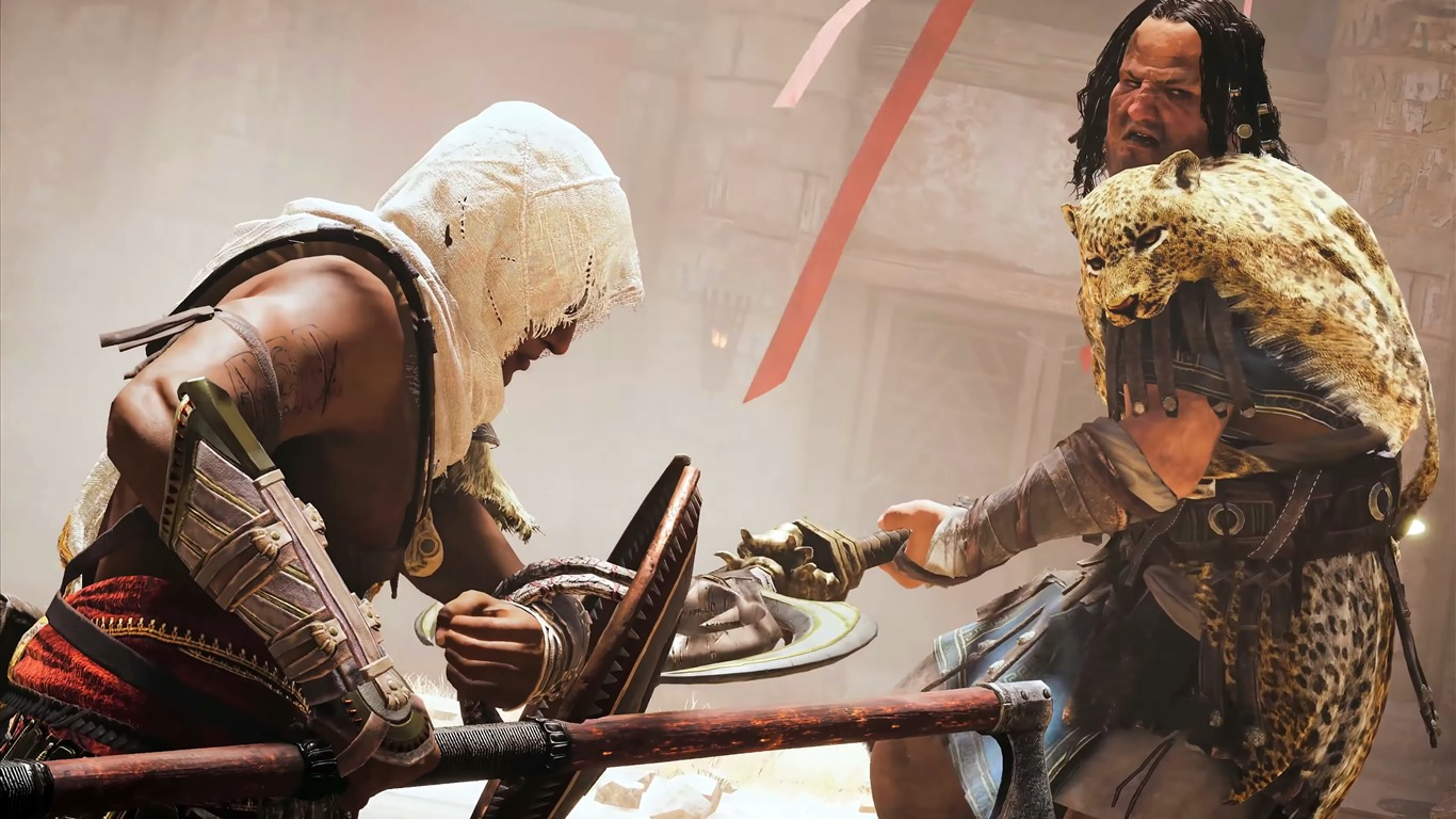 Assassins Creed Origins 4k Ultra Hd Poster Preview